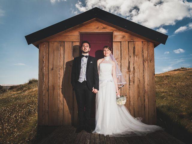 Le mariage de Marie et Daniel