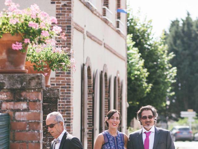 Le mariage de Patrick et Marion à Arville, Loir-et-Cher 20
