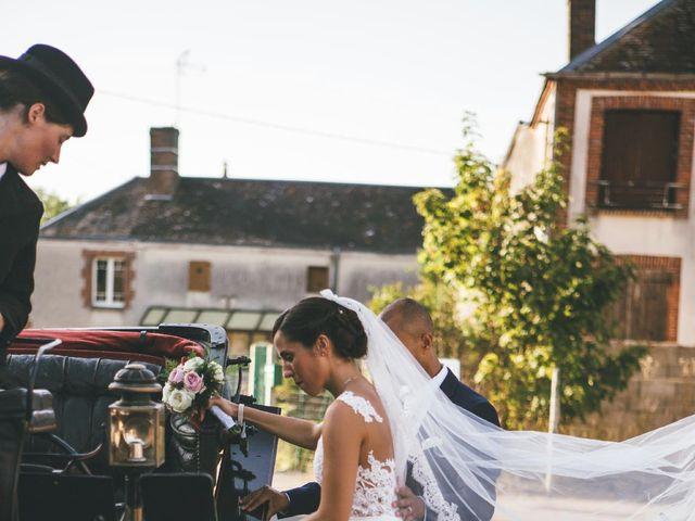 Le mariage de Patrick et Marion à Arville, Loir-et-Cher 40