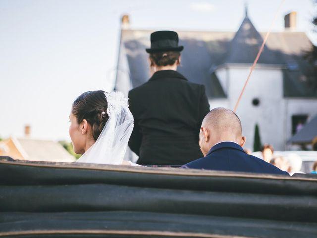 Le mariage de Patrick et Marion à Arville, Loir-et-Cher 41