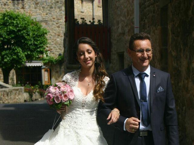 Le mariage de Cyril et Céline à Montpeyroux, Puy-de-Dôme 3