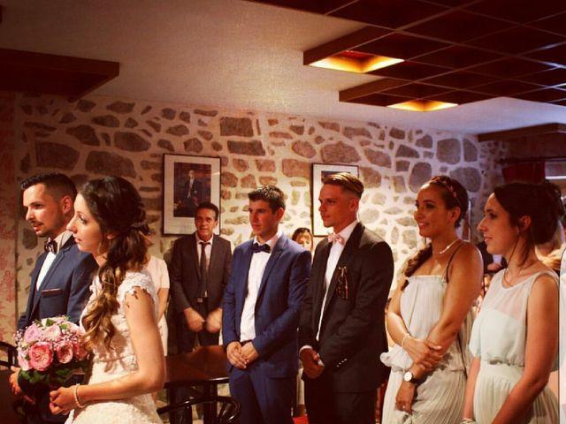 Le mariage de Cyril et Céline à Montpeyroux, Puy-de-Dôme 10