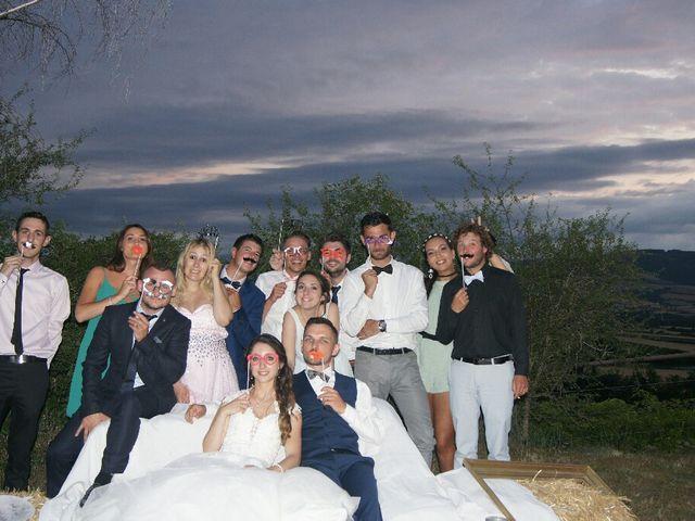 Le mariage de Cyril et Céline à Montpeyroux, Puy-de-Dôme 13