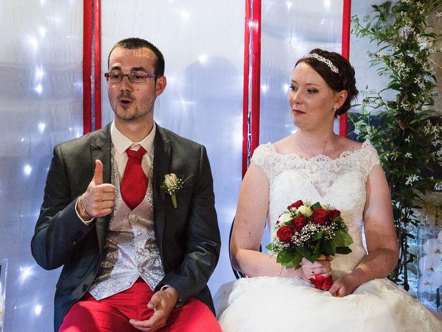 Le mariage de Valériane et Loïc