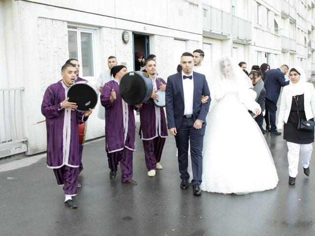 Le mariage de Nacer et Nawal à Nîmes, Gard 6