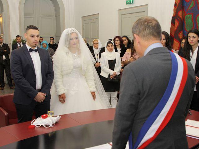 Le mariage de Nacer et Nawal à Nîmes, Gard 9