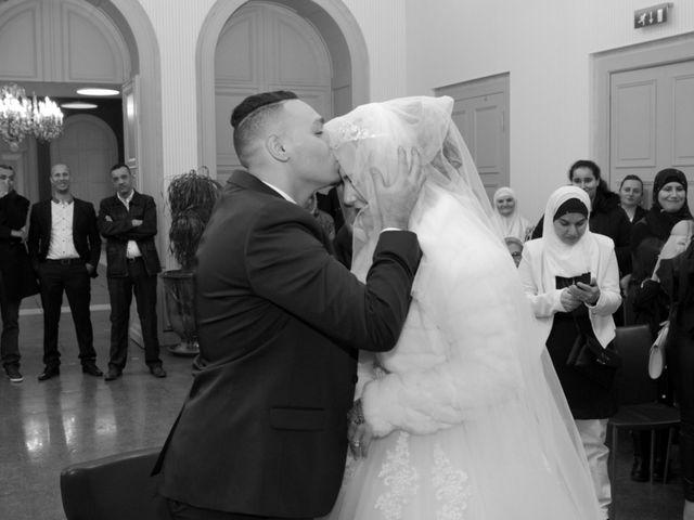 Le mariage de Nacer et Nawal à Nîmes, Gard 11