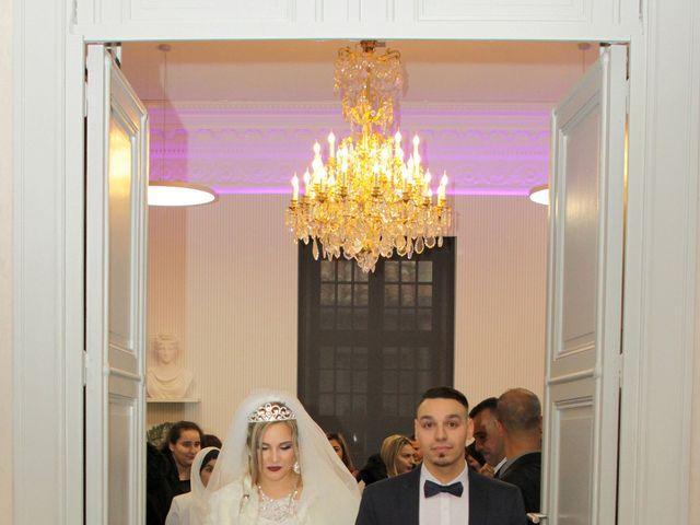 Le mariage de Nacer et Nawal à Nîmes, Gard 14