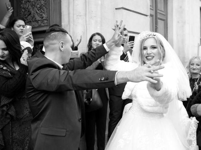 Le mariage de Nacer et Nawal à Nîmes, Gard 17