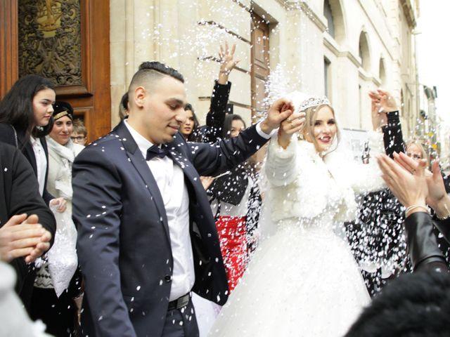 Le mariage de Nacer et Nawal à Nîmes, Gard 18