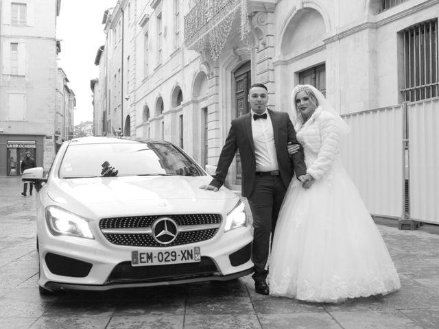 Le mariage de Nacer et Nawal à Nîmes, Gard 19
