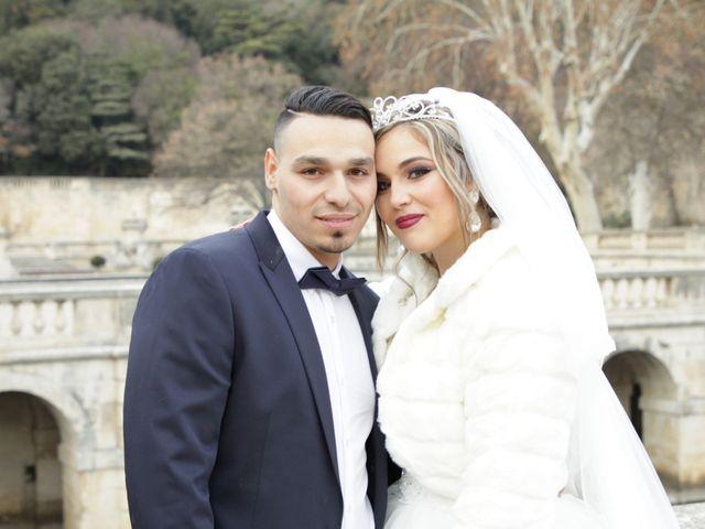 Le mariage de Nacer et Nawal à Nîmes, Gard 21
