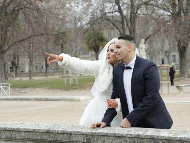 Le mariage de Nacer et Nawal à Nîmes, Gard 22