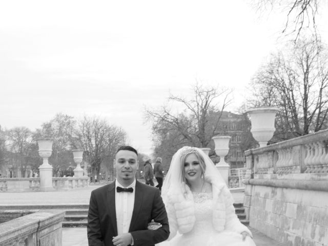 Le mariage de Nacer et Nawal à Nîmes, Gard 23