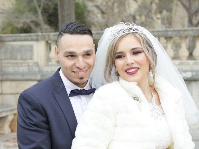 Le mariage de Nacer et Nawal à Nîmes, Gard 24