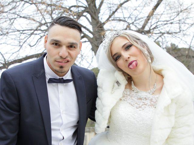 Le mariage de Nacer et Nawal à Nîmes, Gard 25