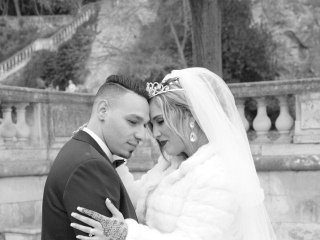 Le mariage de Nacer et Nawal à Nîmes, Gard 26