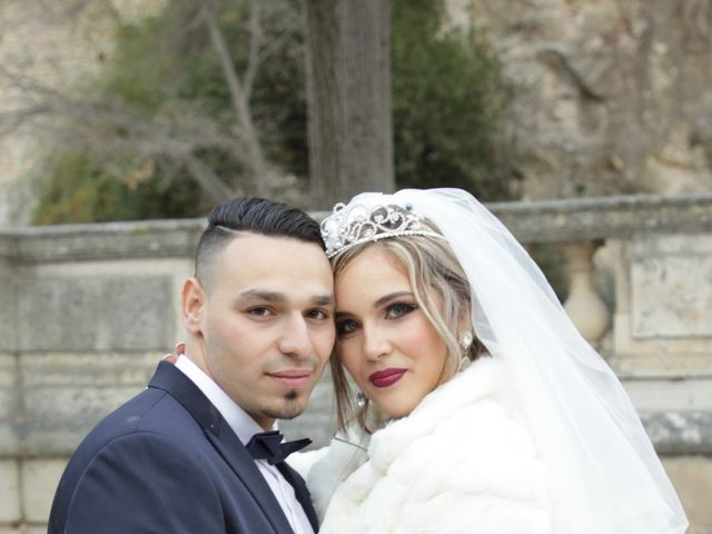 Le mariage de Nacer et Nawal à Nîmes, Gard 27
