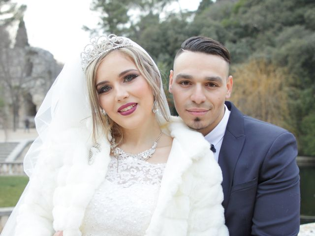 Le mariage de Nacer et Nawal à Nîmes, Gard 29