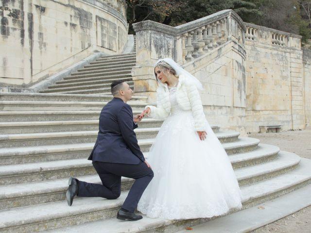 Le mariage de Nacer et Nawal à Nîmes, Gard 30