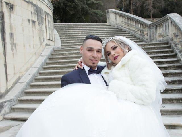 Le mariage de Nacer et Nawal à Nîmes, Gard 2
