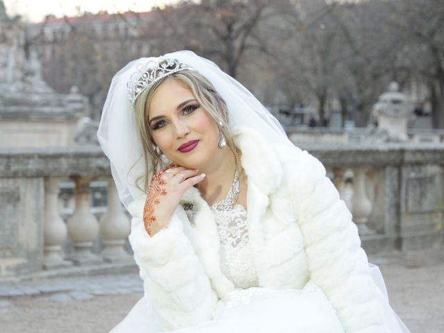 Le mariage de Nacer et Nawal à Nîmes, Gard 33