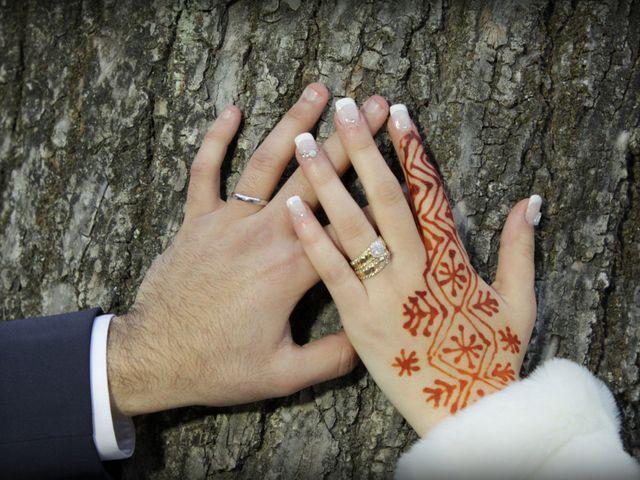 Le mariage de Nacer et Nawal à Nîmes, Gard 42