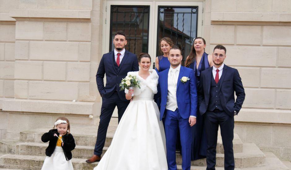 Le mariage de Vincent et Sophie à Witry-lès-Reims, Marne