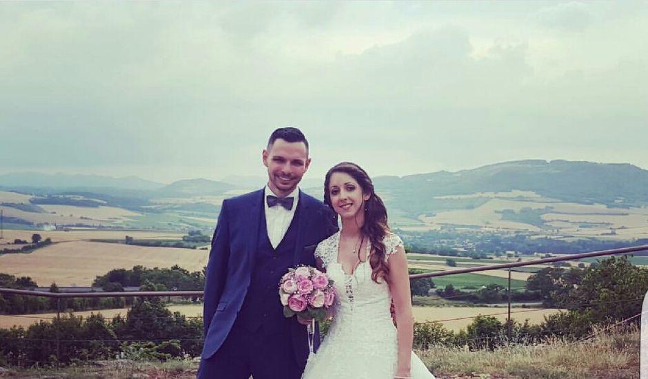 Le mariage de Cyril et Céline à Montpeyroux, Puy-de-Dôme