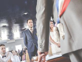 Le mariage de Sandrine et Benjamin