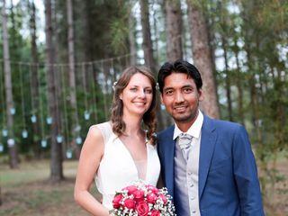 Le mariage de Myrto et Tenzin