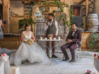 Le mariage de Delphine et Benjamin