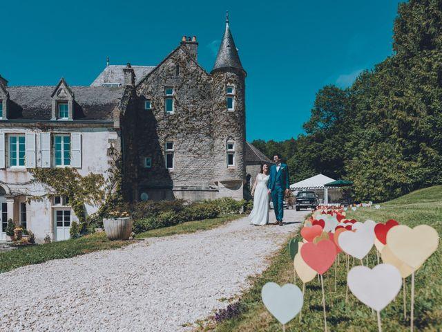 Le mariage de Luc et Soléne à Dijon, Côte d'Or 37