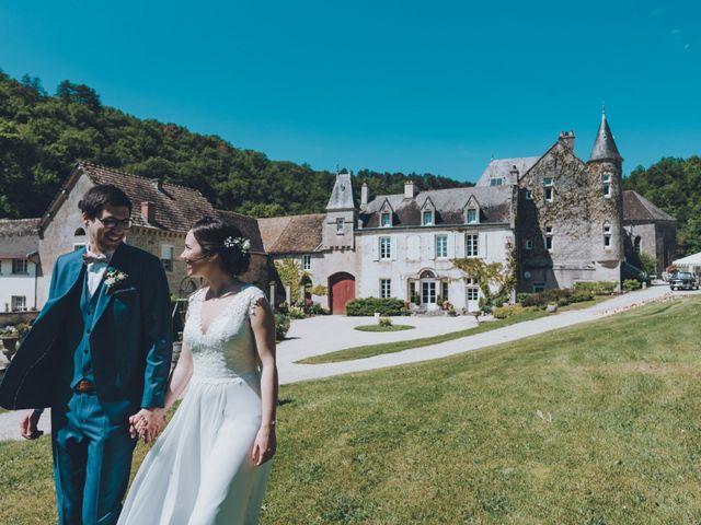 Le mariage de Luc et Soléne à Dijon, Côte d'Or 38