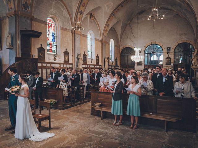 Le mariage de Luc et Soléne à Dijon, Côte d'Or 56