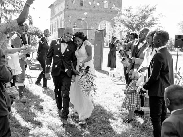 Le mariage de Nourra et Vincent
