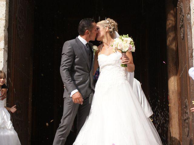 Le mariage de Yannick et Bérénice à Beaugency, Loiret 1