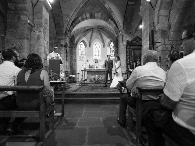 Le mariage de Benjamin et Sandrine à Les Martres-de-Veyre, Puy-de-Dôme 8