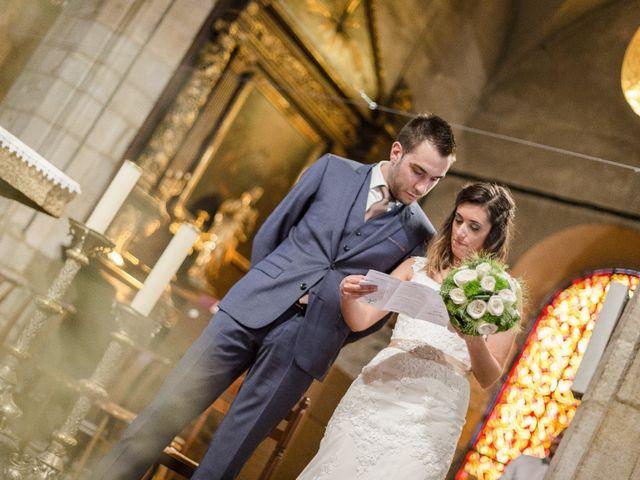 Le mariage de Benjamin et Sandrine à Les Martres-de-Veyre, Puy-de-Dôme 9