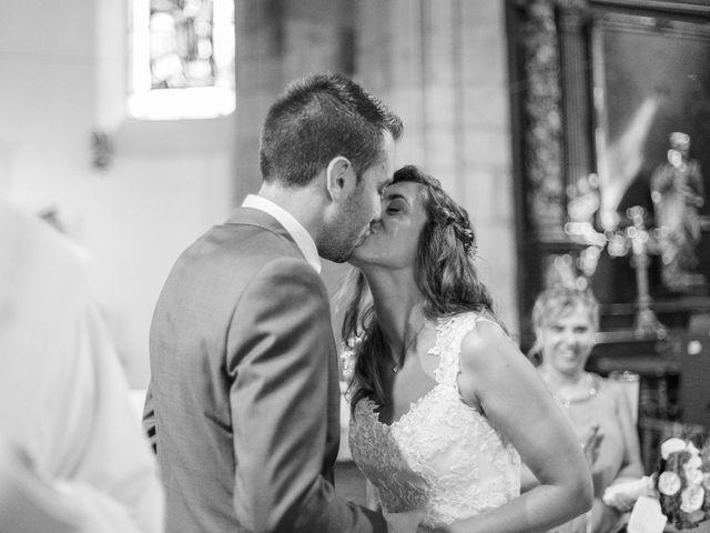 Le mariage de Benjamin et Sandrine à Les Martres-de-Veyre, Puy-de-Dôme 12