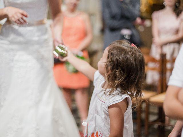 Le mariage de Benjamin et Sandrine à Les Martres-de-Veyre, Puy-de-Dôme 13