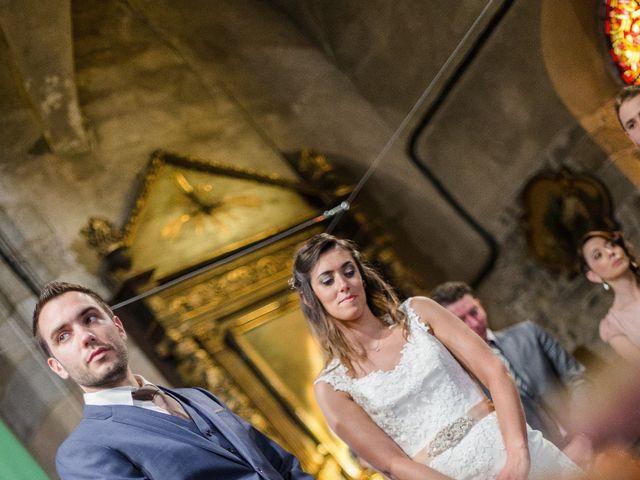 Le mariage de Benjamin et Sandrine à Les Martres-de-Veyre, Puy-de-Dôme 15