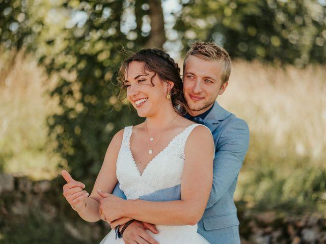 Le mariage de Calvin et Camille à Beauzac, Haute-Loire 18