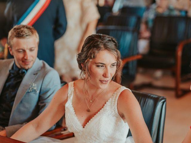 Le mariage de Calvin et Camille à Beauzac, Haute-Loire 24