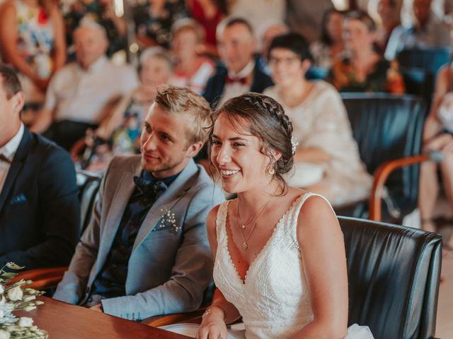 Le mariage de Calvin et Camille à Beauzac, Haute-Loire 26