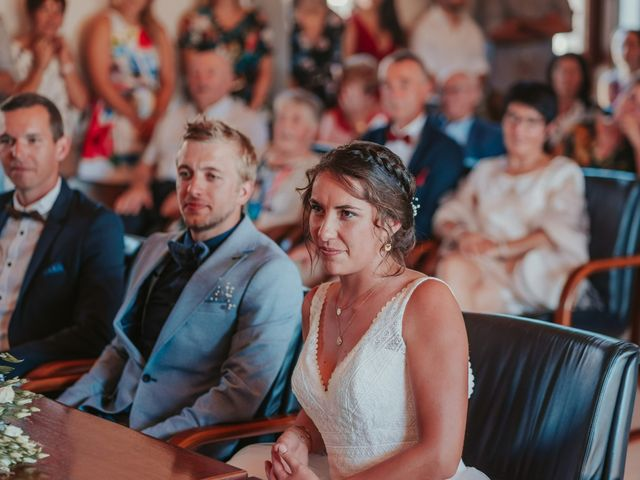 Le mariage de Calvin et Camille à Beauzac, Haute-Loire 27