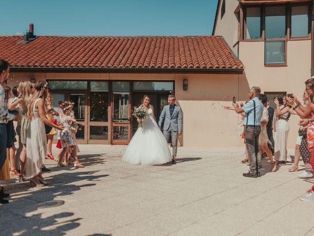 Le mariage de Calvin et Camille à Beauzac, Haute-Loire 28