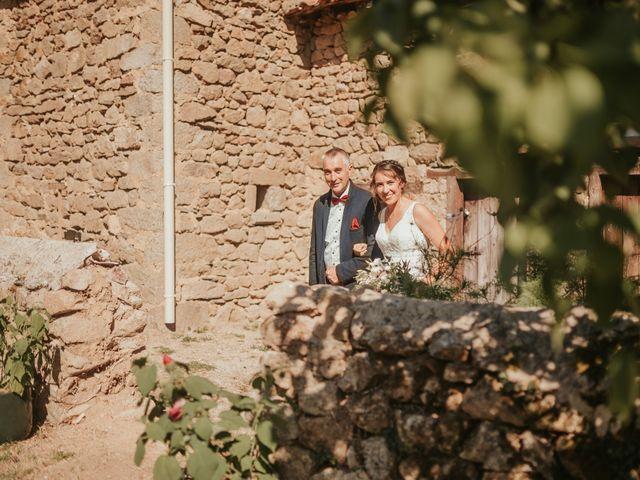 Le mariage de Calvin et Camille à Beauzac, Haute-Loire 35