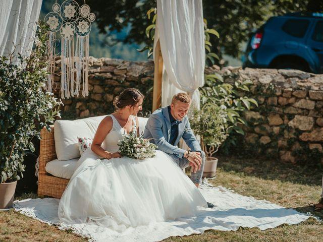 Le mariage de Calvin et Camille à Beauzac, Haute-Loire 37