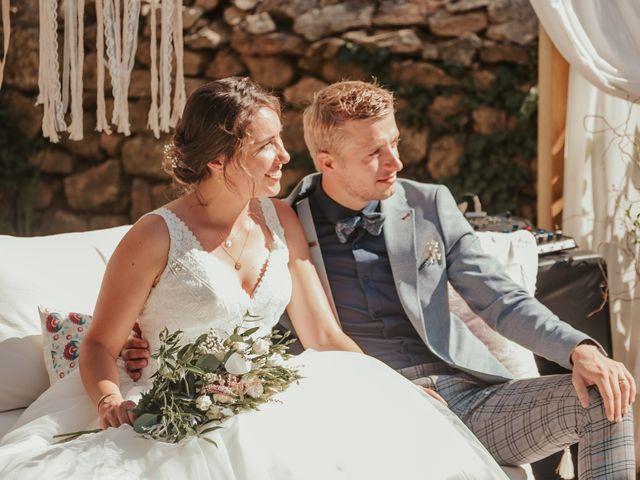 Le mariage de Calvin et Camille à Beauzac, Haute-Loire 38